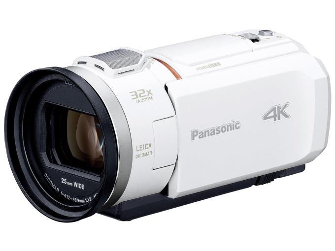 Panasonic ビデオカメラ HC-VX1M-W [ホワイト