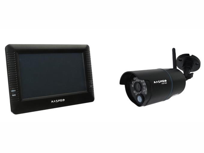 マスプロ ネットワークカメラ・防犯カメラ WHC7M2