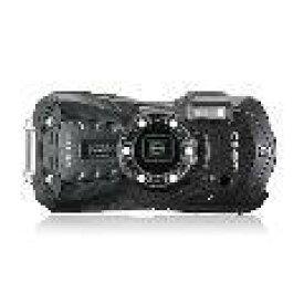 RICOH デジタルカメラ WG-60 KIT/BK