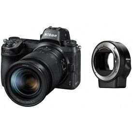 NIKON デジタル一眼カメラ Z 6 24-70+FTZ マウントアダプターキット