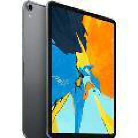 APPLE iPAD(Wi-Fiモデル) iPad Pro 11インチ Wi-Fi 256GB MTXQ2J/A [スペースグレイ]