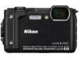 NIKON デジタルカメラ COOLPIX W300 B [ブラック]