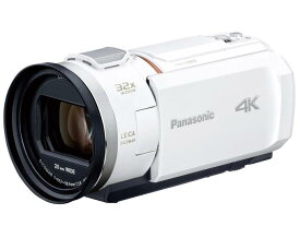 Panasonic ビデオカメラ HC-VX2M-W [ピュアホワイト]