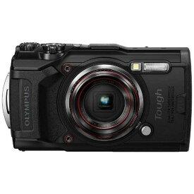 OLYMPUS デジタルカメラ OLYMPUS Tough TG-6 [ブラック]