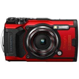 OLYMPUS デジタルカメラ OLYMPUS Tough TG-6 [レッド]