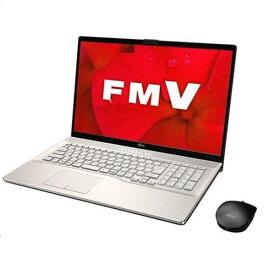 FUJITSU ノートパソコン FMV LIFEBOOK NH90/D2 FMVN90D2G [シャンパンゴールド]
