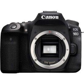 CANON デジタル一眼カメラ EOS 90D ボディ