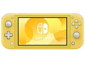 NINTENDO ゲーム機本体(ポータブル)  HDH-S-YAZAA Nintendo Switch Lite [イエロー]