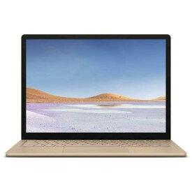 Microsoft  ノートパソコン Surface Laptop 3 13.5インチ V4C-00081 [サンドストーン]