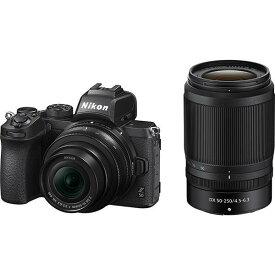 NIKON デジタル一眼カメラ Z 50 ダブルズームキット