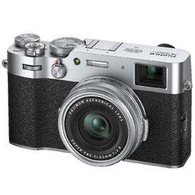 FUJIFILM デジタルカメラ FUJIFILM X100V [シルバー]