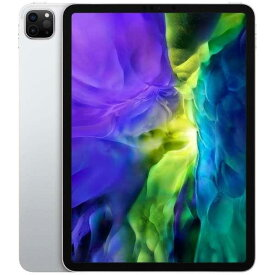 APPLE iPAD(Wi-Fiモデル) iPad Pro 11インチ 第2世代 Wi-Fi 512GB 2020年春モデル MXDF2J/A [シルバー]