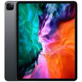 APPLE iPAD(Wi-Fiモデル) iPad Pro 12.9インチ 第4世代 Wi-Fi 128GB 2020年春モデル MY2H2J/A [スペースグレイ]
