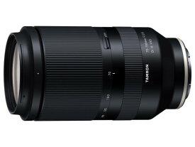 TAMRON レンズ 70-180mm F/2.8 Di III VXD (Model A056) [ソニーE /ズームレンズ]