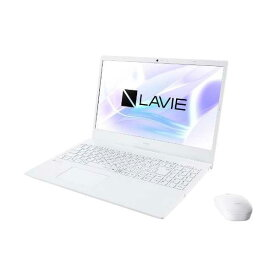 NEC ノートパソコン LAVIE N15 N1515/AAW PC-N1515AAW [パールホワイト]