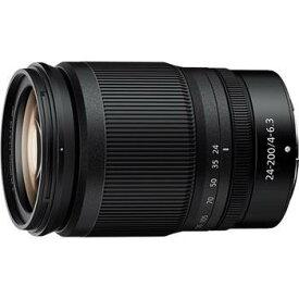 NIKON レンズ NIKKOR Z 24-200mm f/4-6.3 VR
