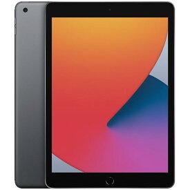 APPLE iPAD(Wi-Fiモデル) iPad 10.2インチ 第8世代 Wi-Fi 128GB 2020年秋モデル MYLD2J/A [スペースグレイ]