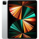 APPLE iPAD(Wi-Fiモデル) iPad Pro 12.9インチ 第5世代 Wi-Fi 128GB 2021年春モデル MHNG3J/A [シルバー]