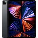 APPLE iPAD(Wi-Fiモデル) iPad Pro 12.9インチ 第5世代 Wi-Fi 512GB 2021年春モデル MHNK3J/A [スペースグレイ]