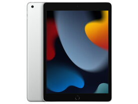 APPLE iPad 10.2インチ 第9世代 Wi-Fi 64GB 2021年秋モデル MK2L3J/A [シルバー]【多少のシュリンク破れ、箱のへこみがある場合があります】