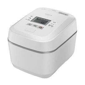 HITACHI 炊飯器 沸騰鉄釜 ふっくら御膳 RZ-V100EM(W) [フロストホワイト]