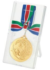 【文字彫刻無料】77mmメダル(LM77B)/プラスチックケース
