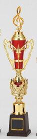 【文字彫刻無料】トロフィー(T3434B)高さ:48cm/リボン無料/人形選択可/1本柱