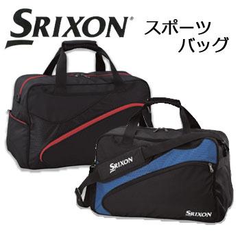 ダンロップ スリクソン スポーツバッグ GGB-S086 DUNLOP SRIXON ゴルフ(ボストンバッグ)【KOBE】