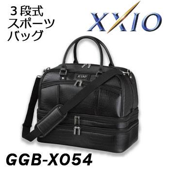 ダンロップ ゼクシオ スポーツバッグ GGB-X054 DUNLOP XXIO ゴルフ (ボストンバッグ) 【2sp_120829_green】