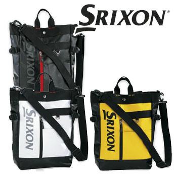 [NEW]ダンロップ スリクソン ターポリン3WAYトートバッグ GGF-B8008 DUNLOP SRIXON ゴルフ