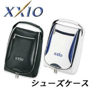 ダンロップ XXIO ゼクシオ シューズケース GGA-X079 DUNLOP ゴルフ (シューズバッグ)【セール価格】