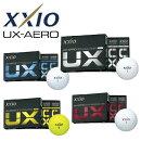 ダンロップゼクシオUX−AERO1ダース(12球入り)DUNLOPXXIOUX-AEROゴルフボール