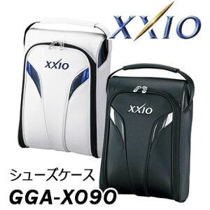 ダンロップ XXIO ゼクシオ シューズケース GGA-X090 DUNLOP ゴルフ (シューズバッグ)【セール価格】