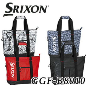 [NEW]ダンロップ SRIXON スリクソン トートバッグ GGF-B8010 DUNLOP ゴルフ (スポーツバッグ)【KOBE】