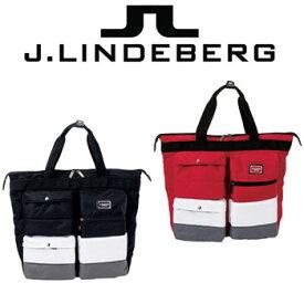 即納★J.LINDEBERG トートバッグ JL-114T(28423) W38×D18×H38cm ゴルフ ジェイリンドバーグ 日本限定モデル 【ラッキーシール対応】