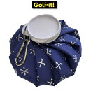 ライトアイスバッグG-668LITEゴルフアイシングバッグ氷嚢氷のう暑さ対策熱中症対策大きな注水口氷枕【ラッキーシール対応】