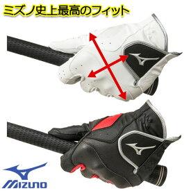 [NEW/2018]ミズノ ゼロスペース ゴルフグローブ(手袋) 5MJML853 メンズ 左手用 MIZUMO ゴルフ 5MJML-853 ZERO SPACE [メール便可能]【ラッキーシール対応】