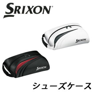 ダンロップ SRIXON スリクソン シューズケース GGA-S143 DUNLOP ゴルフ (シューズバッグ)【セール価格】