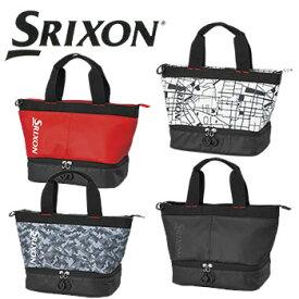 ダンロップ SRIXON スリクソン 2段式ラウンドトートバッグ GGF-B5013 DUNLOP ゴルフ (スポーツバッグ)【セール価格】