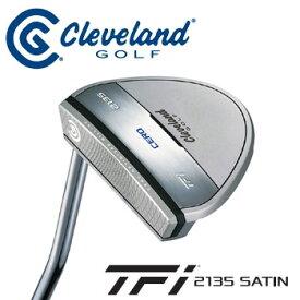 ダンロップ Cleveland クリーブランド TFi 2135 SATIN CERO パター マレットタイプ 34インチ 日本正規品 DUNLOP ゴルフ 【セール価格】