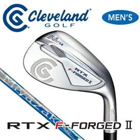 ダンロップ Cleveland クリーブランド RTX F-FORGED 2 ウェッジ Miyazaki WG-602 カーボン グースネック 軟鉄鋳造 日本正規品 DUNLOP ゴルフ ウエッジ 【セール価格】