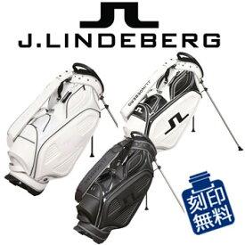 即納★[2020/NEW]J.LINDEBERG キャディバッグ JL-021S 9型 ゴルフ ジェイリンドバーグ スタンド式 【セール価格】