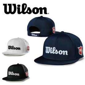 即納★[2020/NEW]ウイルソンスタッフ WILSON STAFF ツアー フラットキャップ WSC1932 Wilson Staff フリーサイズ ウィルソン 【セール価格】