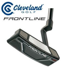 ダンロップ Cleveland クリーブランド FRONTLINE PUTTER BLADE ブレードタイプ 34インチ 日本正規品 DUNLOP ゴルフ 【セール価格】