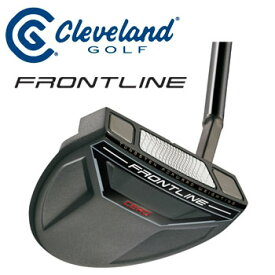 ダンロップ Cleveland クリーブランド FRONTLINE PUTTER CERO マレットタイプ 34インチ 日本正規品 DUNLOP ゴルフ 【セール価格】