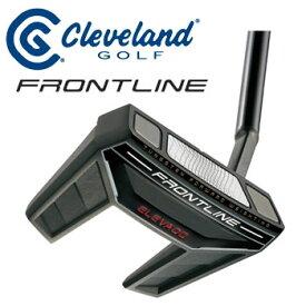 ダンロップ Cleveland クリーブランド FRONTLINE PUTTER ELEVADO マレットタイプ 34インチ 日本正規品 DUNLOP ゴルフ 【セール価格】