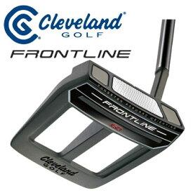 ダンロップ Cleveland クリーブランド FRONTLINE PUTTER ISO マレットタイプ 34インチ 日本正規品 DUNLOP ゴルフ 【セール価格】