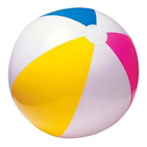(INTEX)インテックス グロシーパネルボール61cm | ビーチボール 特大 プール 浮き輪 フロート うきわ 家庭用プール 子供用プール 子ども キッズ 水遊び