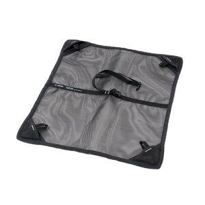 (Helinox)ヘリノックス グランドシート スウィベル用 ブラック | アウトドア アウトドア用品 アウトドアー 用品 アウトドアグッズ キャンプ キャンプ用品 おしゃれ グラウンドシート シート キ