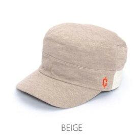 (clef)クレ RB3325 TPN RIB WORK CAP BEG